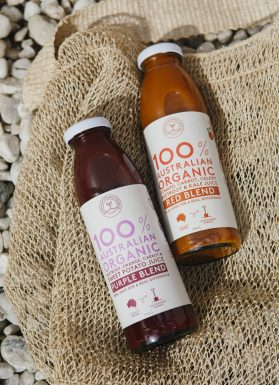 Australian Organic Juice
