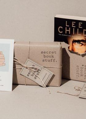 Secret Book Stuff